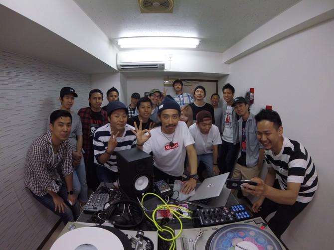 DJ HI-C WORKSHOP報告!!