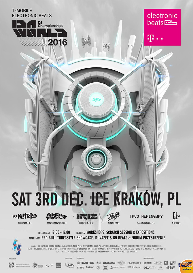 IDA WORLD DJ CHAMPIONSHIPS 2016