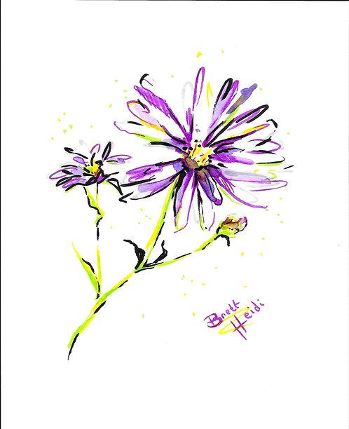 Print - Flower 2