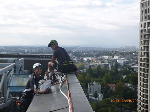 window cleaning Professionals