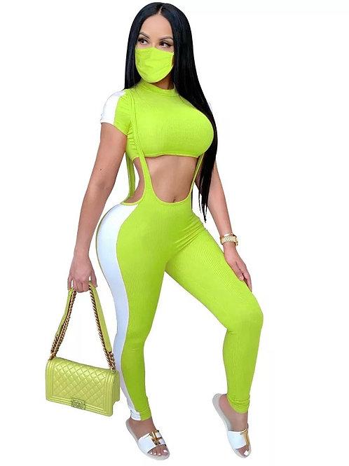 """2020 Doll""(green)"