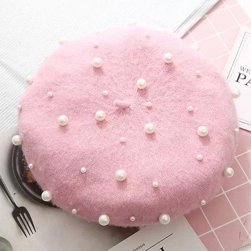 """""""Take Me to Paris Doll""""(pink)"""