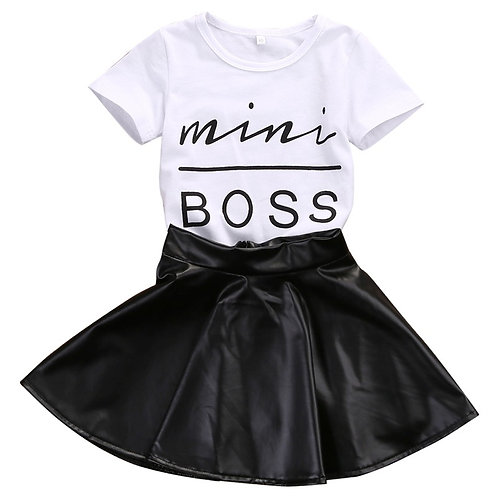 """""""Mini Boss Doll"""""""