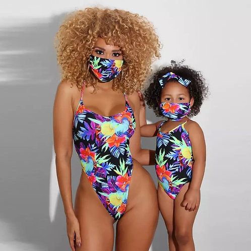 """Tropical Doll""(Mommy and Me)"