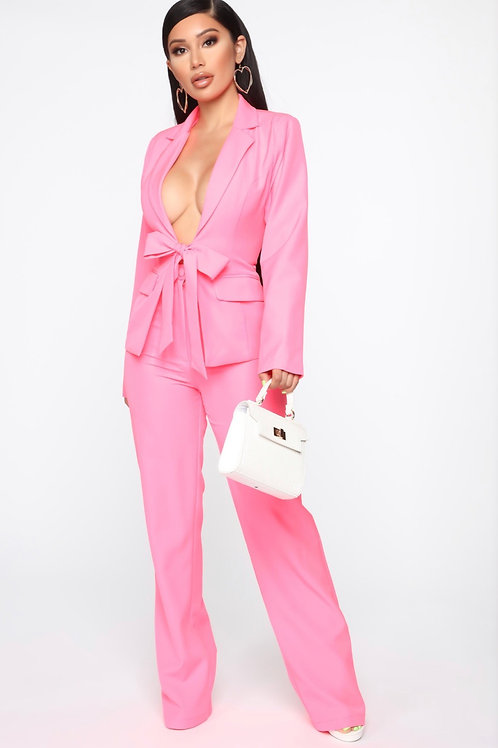 """Bout My Business Doll""(neon pink)"