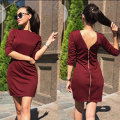 """Thats Bae Doll""(burgundy) Available in Plus Size"