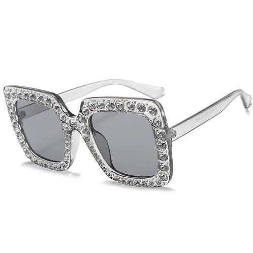"""Glitter Doll ""(clear silver)"