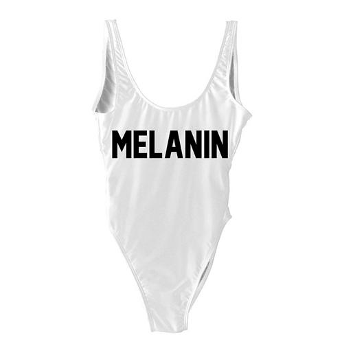 """""""Melanin Doll"""" (white)"""