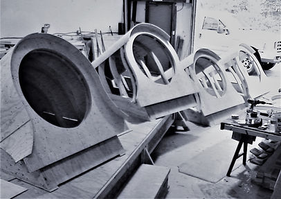 Keyhole Barrel Dormer