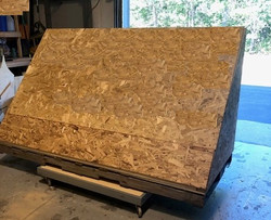 Fully Assembled Crated