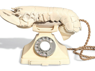 Salvador Dali's Iconic Lobster Phone Finds a Home