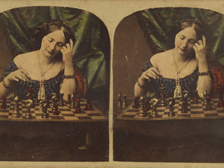 Looking at Chess in Art