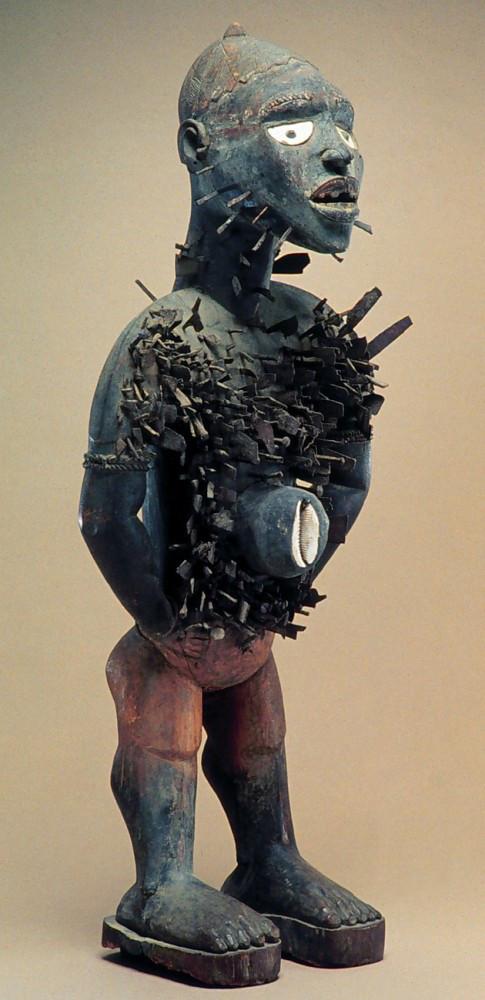 'Nkisi Nkondi' - The Oath Taker