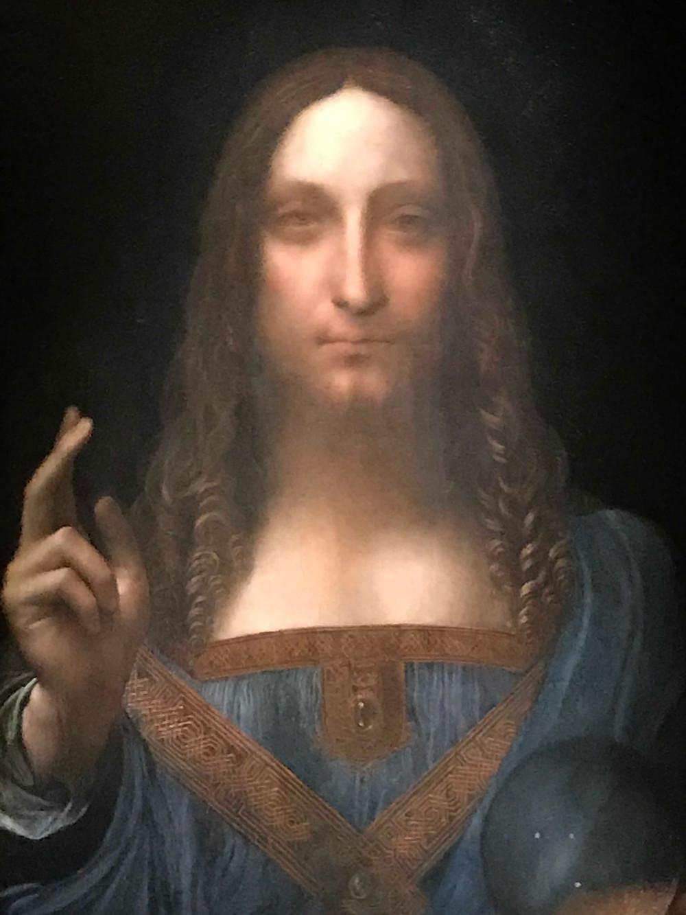 Salvador Mundi by Leonardo da Vinci