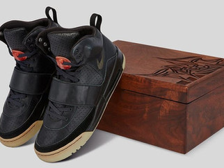 What Are the World's Most Expensive Sneakers Worth?