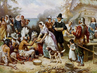 Who Attended the First Thanksgiving?