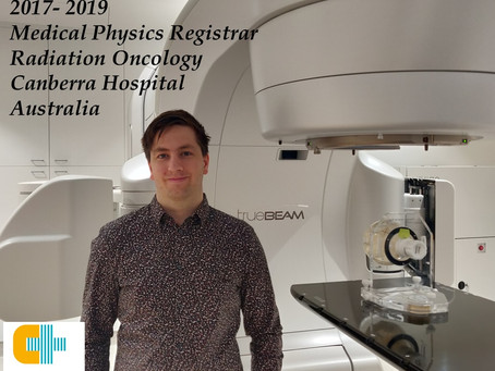 Brendon Wright: An Intelligent and Successful Medical Physics Graduate