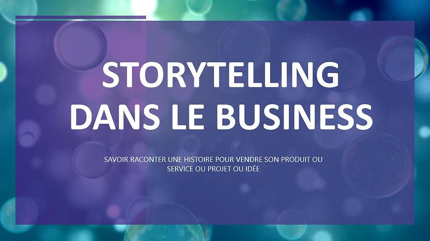 Storytelling Formation