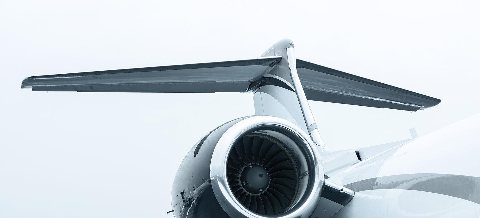 Private Jet Engine - Hastie Recruitment
