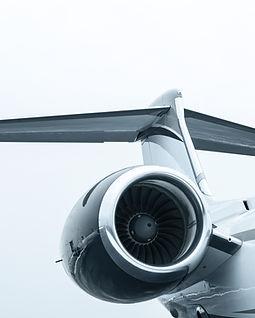 Самолет двигателя