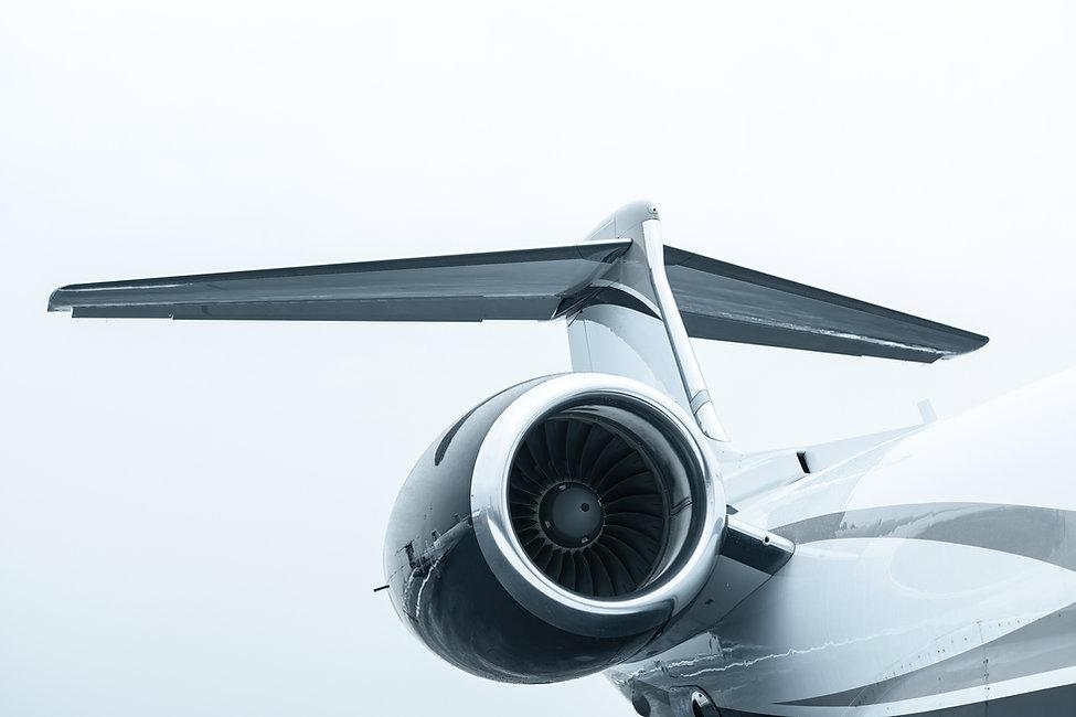 Motor do avião