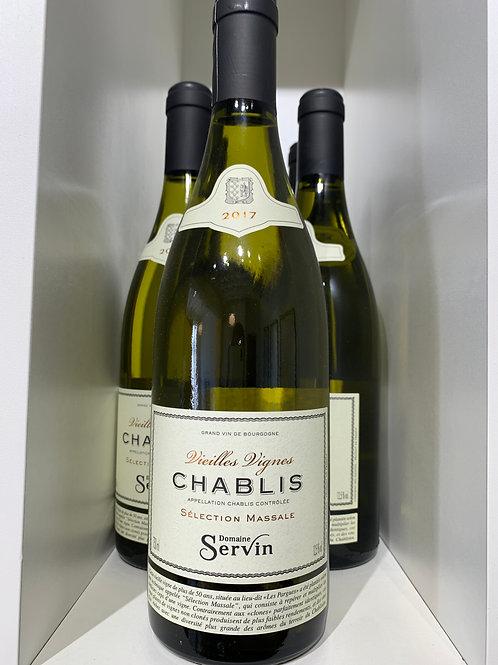 Vieilles Vignes 2018 - Chablis - Domaine Servin