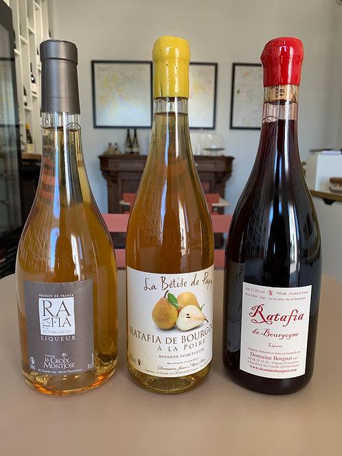 Ratafia de Bourgogne (au choix)