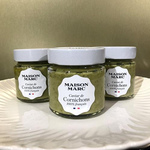 Caviar de cornichons - Maison Marc