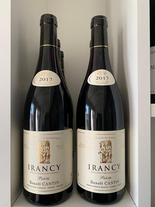 """Bourgogne Irancy """"Palotte"""" 2018"""