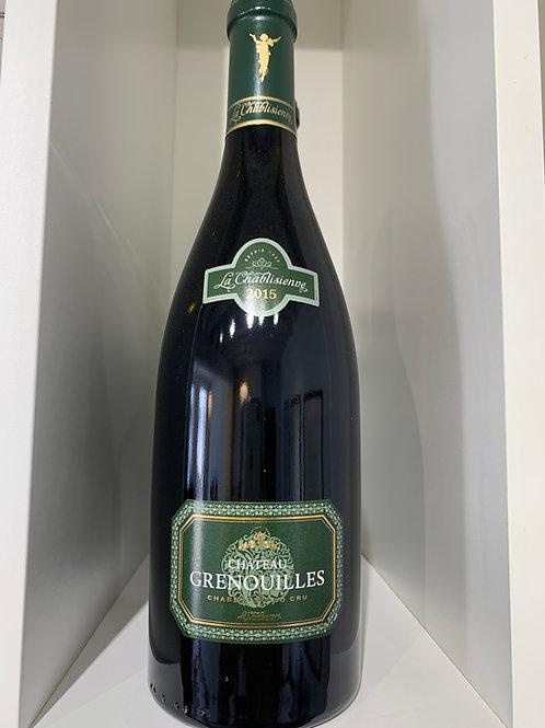 Château Grenouilles 2015 - Chablis Grand Cru - La Chablisienne