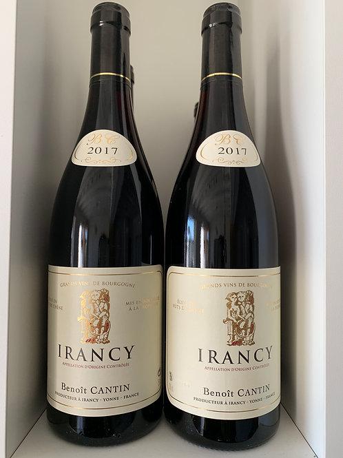Bourgogne Irancy 2018 - Benoît Cantin