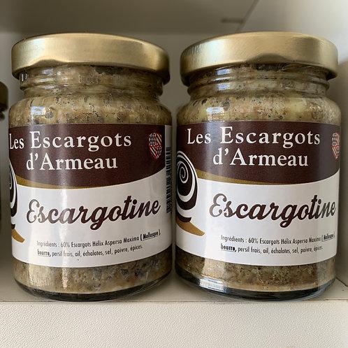 Escargotine - Les Escargots d'Armeau