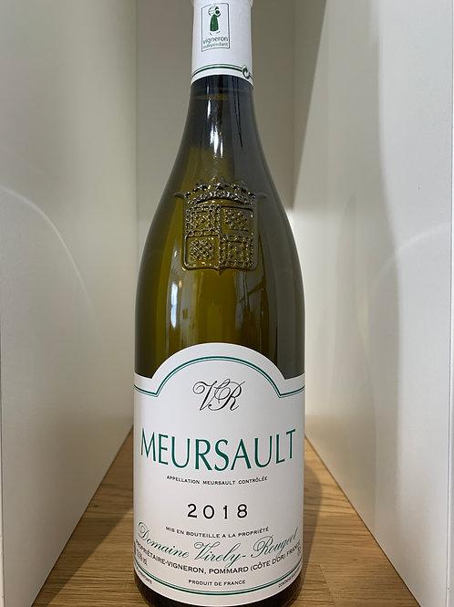 Meursault 2018 - Domaine Virely-Rougeot