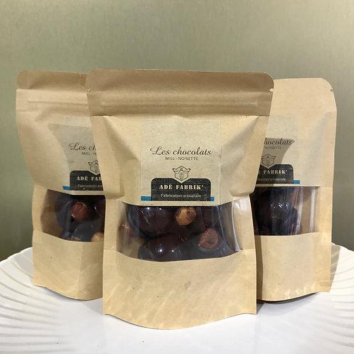 Boules chocolat miel noisette - Adé Fabrik