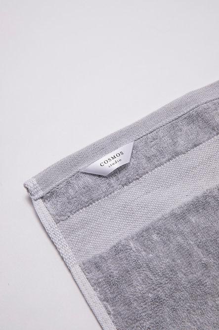 Premium Towel Collection - White Smoke