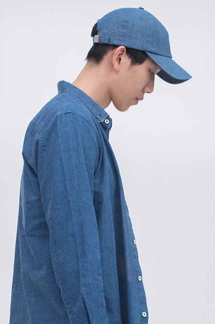 Carnaby Fair x Cosmos Studio Cap Collection - Muted Blue
