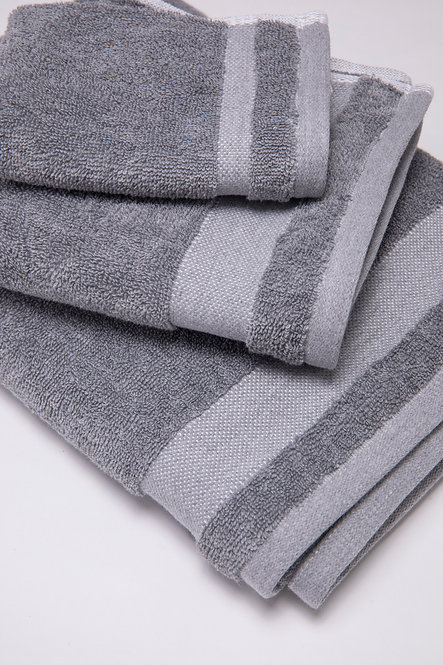 Premium Towel Collection - Dark Gray