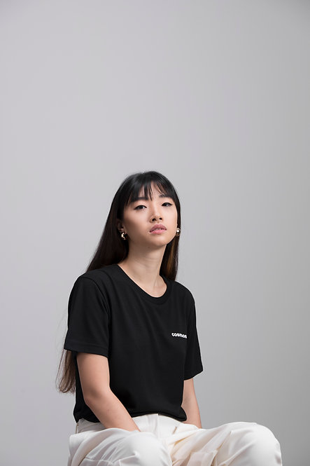 Bottle Tee - Black
