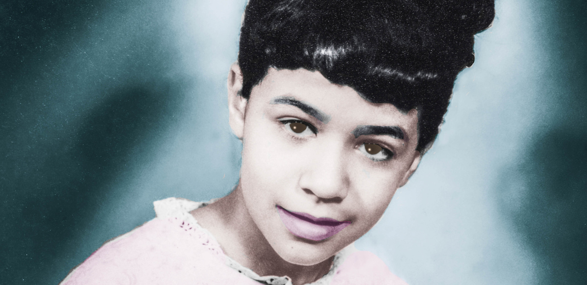 Maggy Phto restoration in color