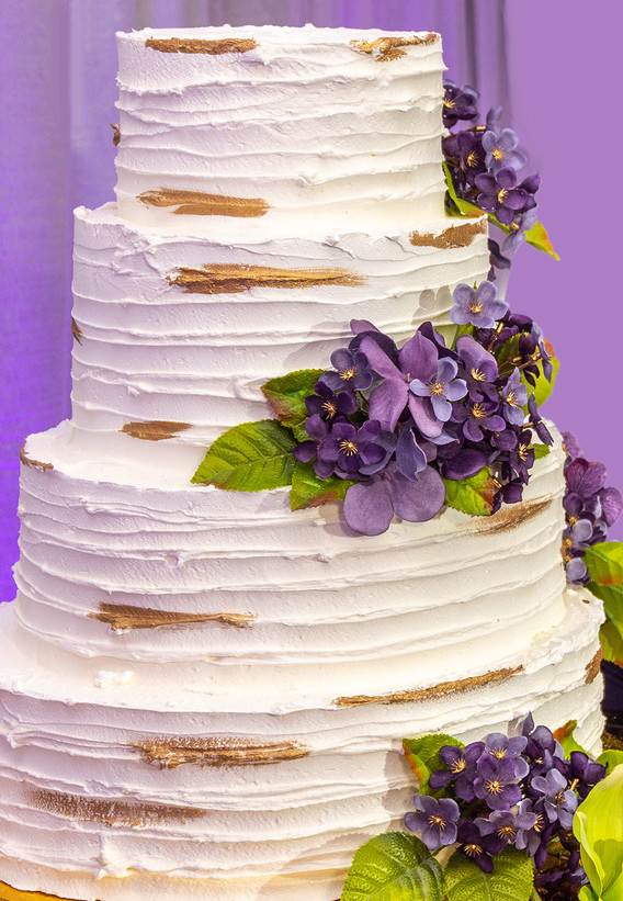 Lilac Cake Starbound Photography