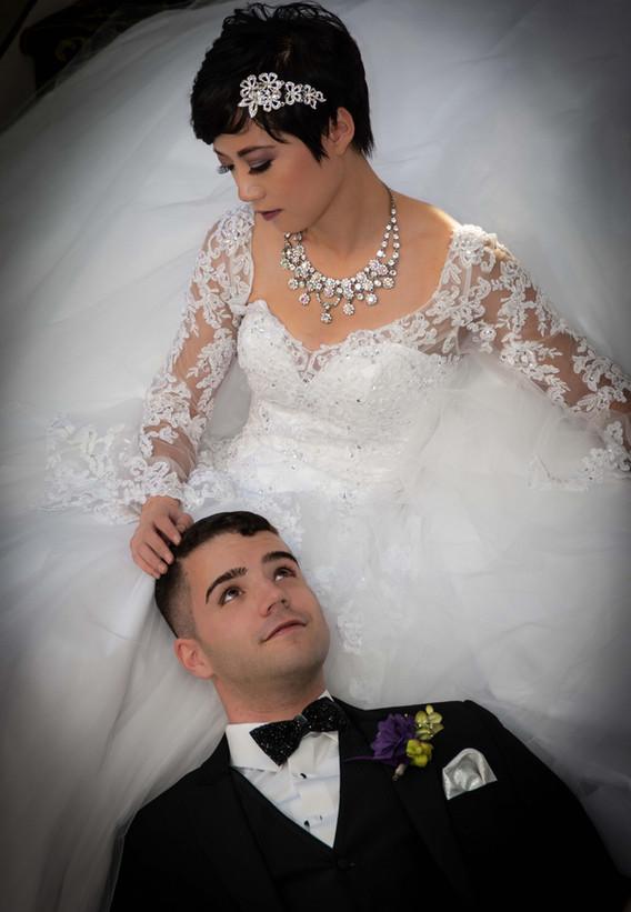 Bride & Groom Starbound Photography