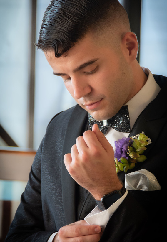 Groom Starbound Photography