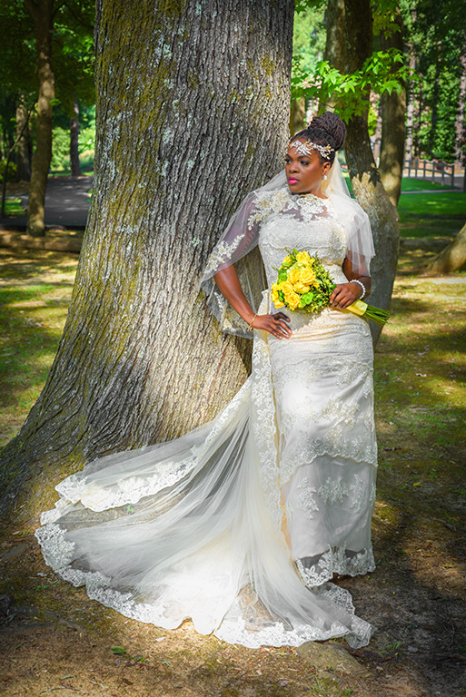 Outdoor Bride Starbound Photography