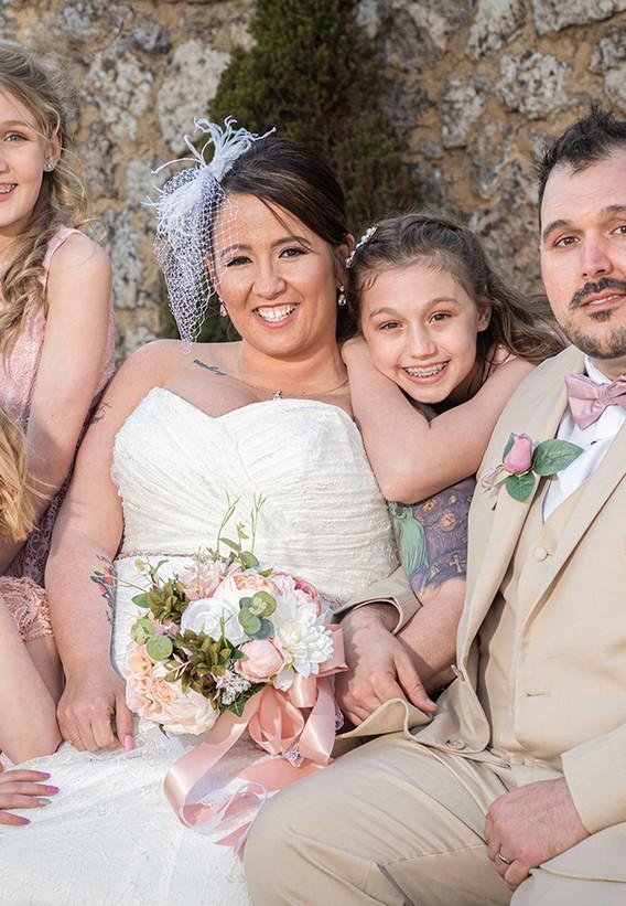 Wedding Family Phtos Starbound Photography