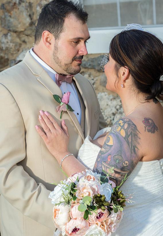 Grrom & Bride Starbound Photography