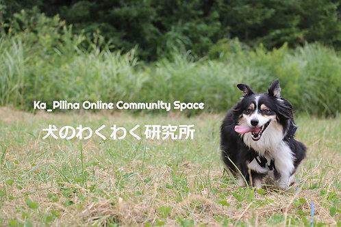 オンラインコミュニティ◆犬のわくわく研究所