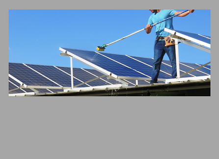 Clearview Cleaning Services - Solar Pane