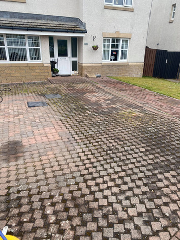 Driveway and Patio Cleaning