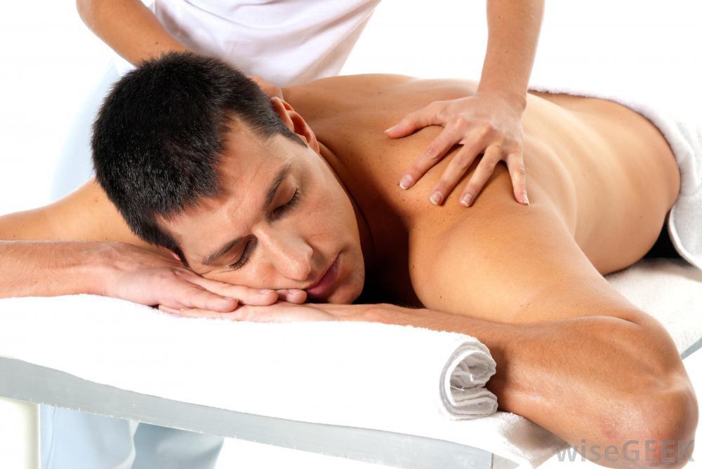 Deep Tissue Massage 60 MIN