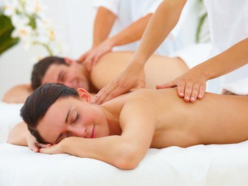 Couples Massage 60 MIN